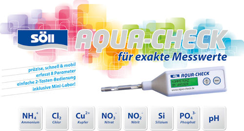 Söll Aqua-Check Wassermessgerät (www.aqua-pond24.de)