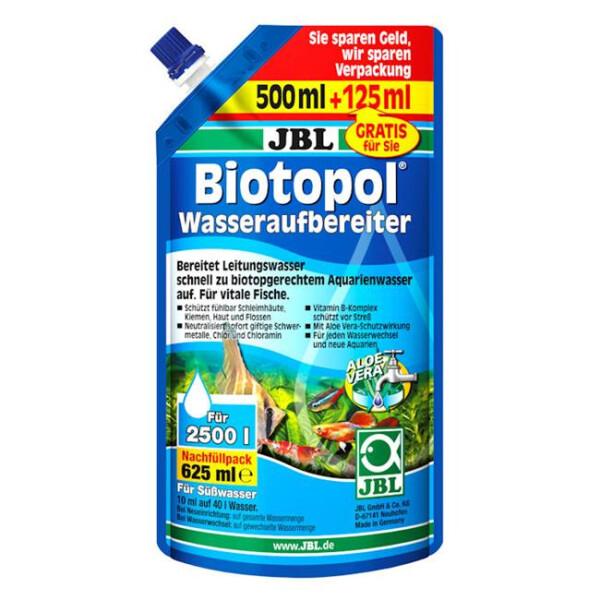 JBL Biotopol Nachfllpack 625ml (fr 2500 L)