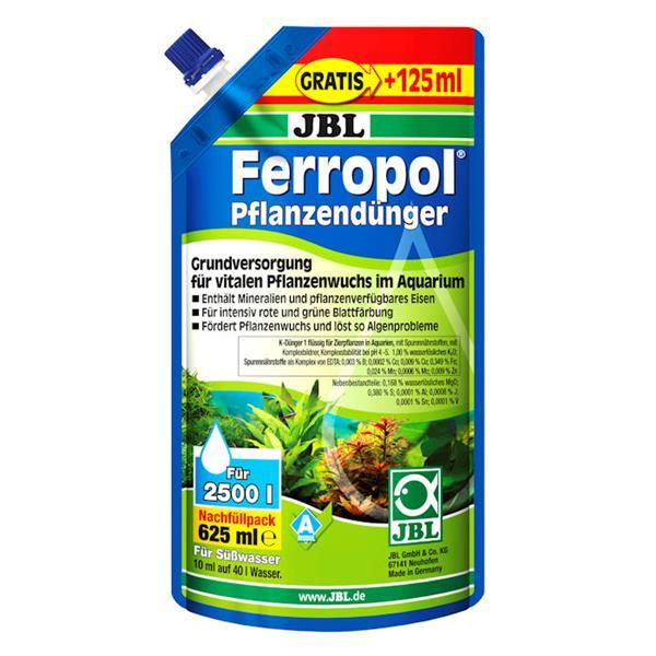 JBL Ferropol Nachfllpack 625ml (fr 2500 L)
