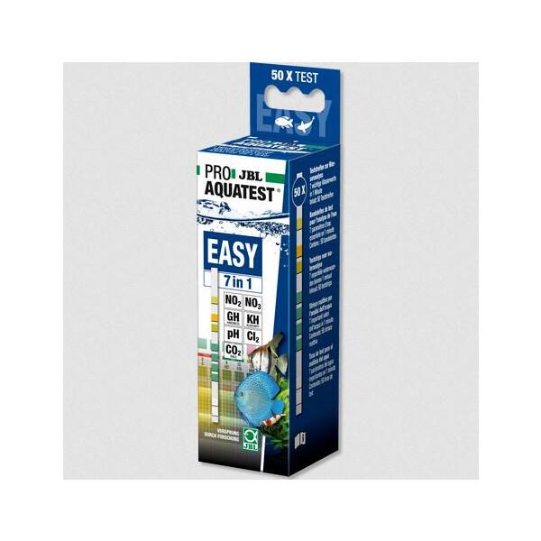 JBL Easy Test 7 in 1 (50 Teststreifen) 14-2414400