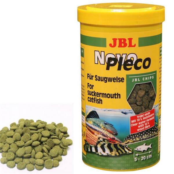 JBL Novo PlecoChips 1000ml