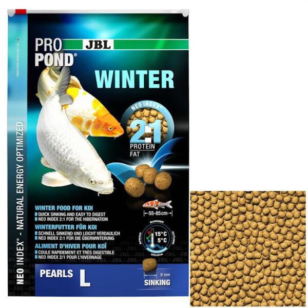 JBL Koifutter ProPond Winter L 3,6kg