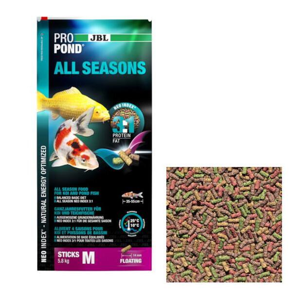 JBL Teichfutter ProPond All Seasons M 5,8kg (32 L)