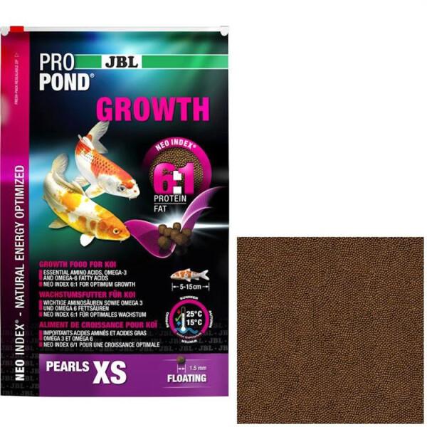 JBL Koifutter ProPond Growth XS 1,3kg
