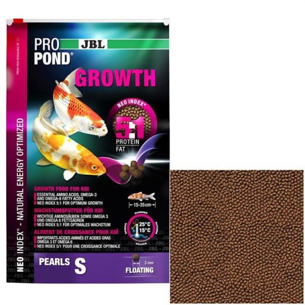 JBL Koifutter ProPond Growth S 2,5kg