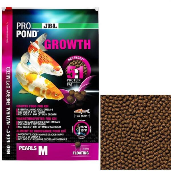 JBL Koifutter ProPond Growth M 5,0kg