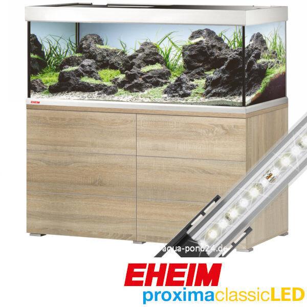 Eheim Aquariumkombination proxima 325 classicLED eiche 9-0493214