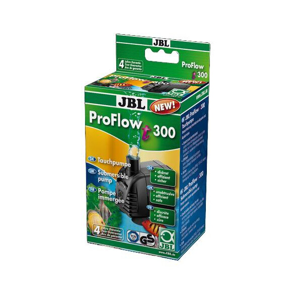 JBL ProFlow t300 - Aquarienpumpe 80-300 l/h