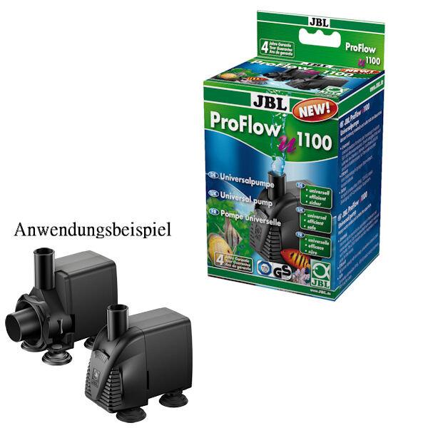 JBL ProFlow u1100 - Aquarienpumpe 1200 l/h