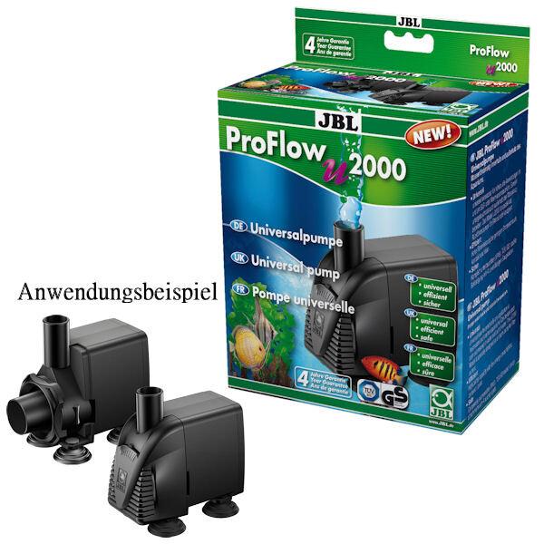 JBL ProFlow u2000 - Aquarienpumpe 2000 l/h