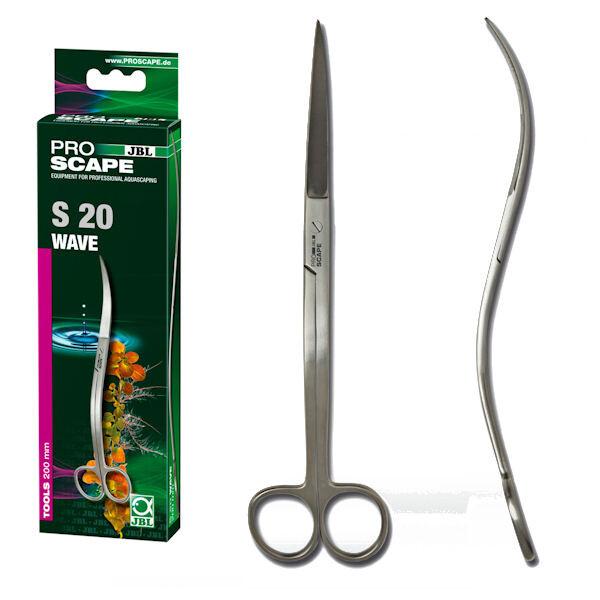 JBL ProScape Tool S 20 wave (Wellen Schere) 14-6154600