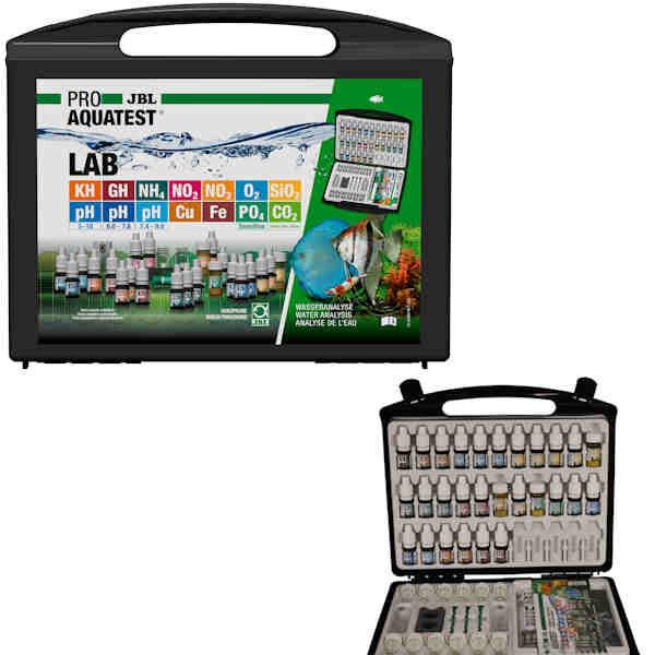 JBL ProAqua Test Lab (Profi Wassertestkoffer Süßwasser) 14-2408400