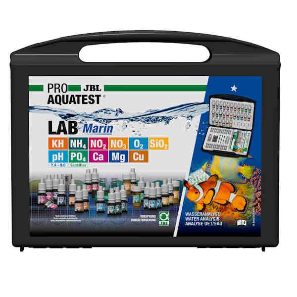 JBL ProAqua Test Lab Marin (Profi Wassertestkoffer Meerwasser) 14-2408200