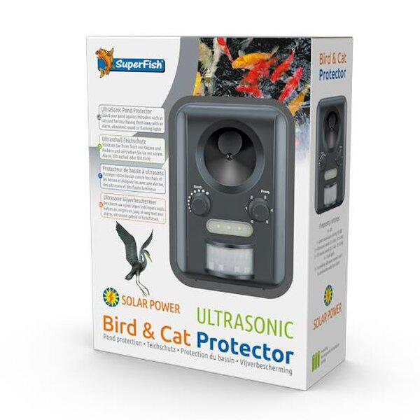 Superfish Bird & Cat Protector (effektive Katzenabwehr) 2-06090110