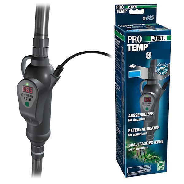 JBL Aquarium Durchlaufheizer ProTemp 500 Watt 14-6042800