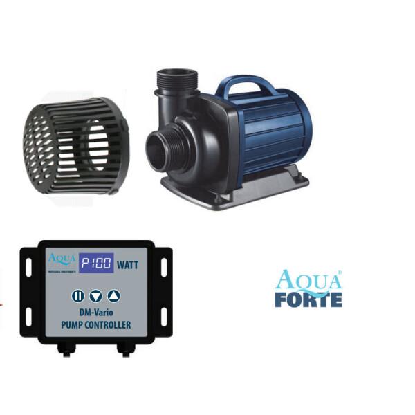 Aquaforte regelbare Teichpumpe DM-Vario S 30000 41-RD804
