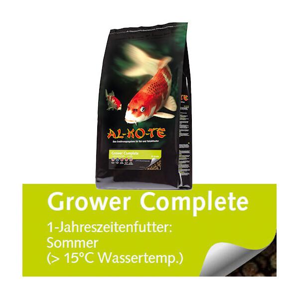 AL-KO-TE Grower Complete 9 kg (6mm) Koi Wachstumsfutter 9-461108