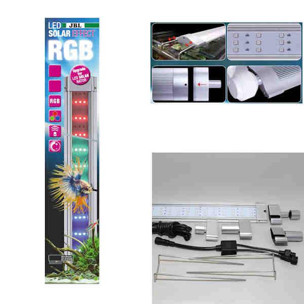 JBL Aquarien LED Solar EFFECT 9W - 549-590mm