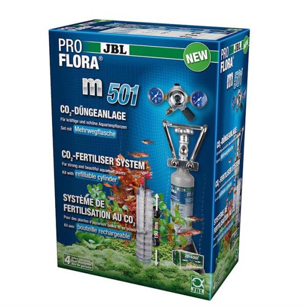 JBL ProFlora CO2 Set m501 (fr Aquarien bis 400 L)