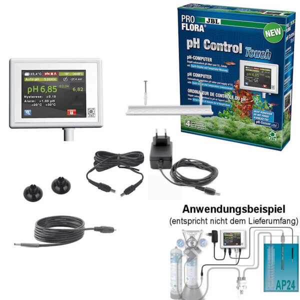 JBL ProFlora pH-Control Touch (pH Computer) 14-6318700