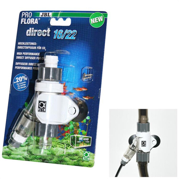 JBL Proflora Direct 16/22 (CO2 Diffusor für Aussenfilter) 14-6334000