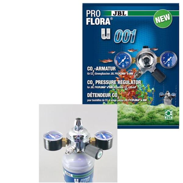 JBL Proflora Druckminderer u001 (Einwegflaschen)