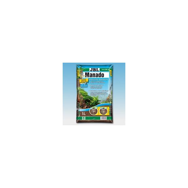 JBL Manado Aquarienbodengrund 25 Liter 14-6702500