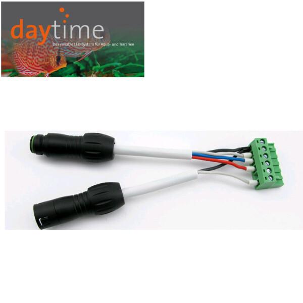 Daytime Adapterleitung Set fr GHL LEDControl4 V2