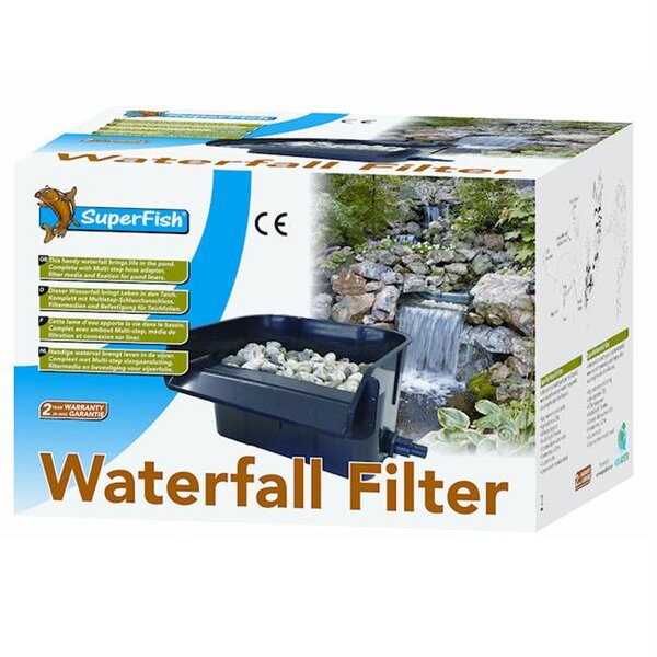 Superfish Wasserfall Teichfilter 2-06080120