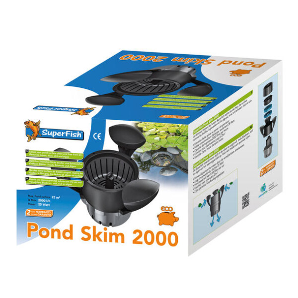 Superfish Pond Skim 2000 (Teichskimmer bis 25m2) 2-07060050