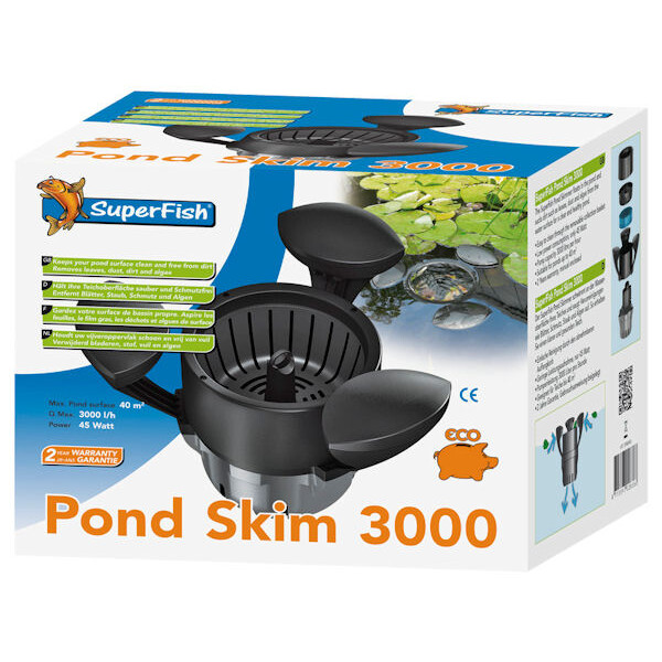 Superfish Pond Skim 3000 (Teichskimmer bis 40m2) 2-07060060