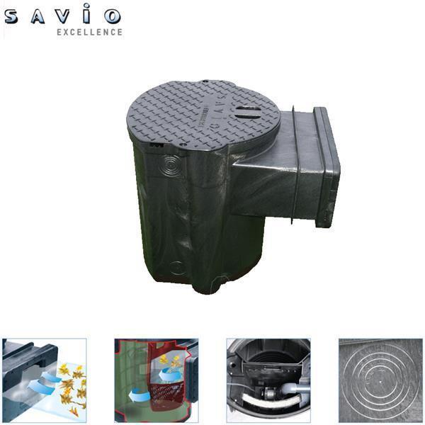 SAViO Einbau Skimmerfilter 50 (bis 50 m2) 28-TB-SV-SK-020500-01