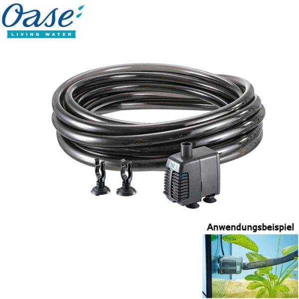 Oase Aqua In-Out Set 800 (Wasserwechsel System mit Pumpe) 29-42722