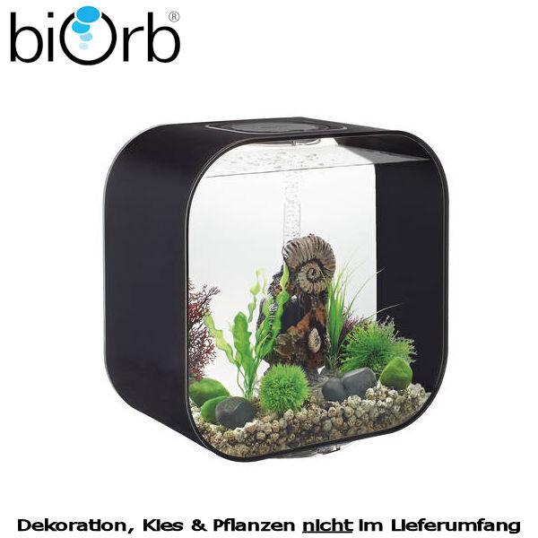 biOrb Design Aquarium Set LIFE 30 MCR schwarz 29-45827
