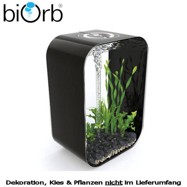biOrb Design Aquarium Set LIFE 60 MCR schwarz 29-72060