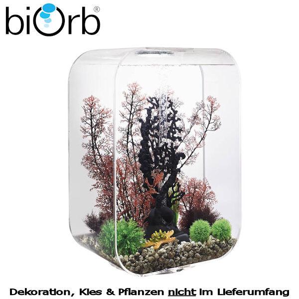 biOrb Design Aquarium Set LIFE 60 MCR transparent 29-72059