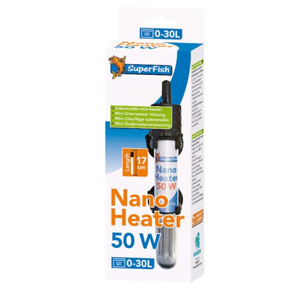 Superfish SF Nano Aquarien Heizer 50 W 2-A4030150