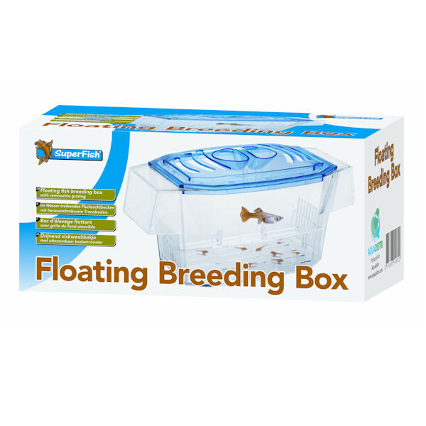 Superfish Floating Breeding Box -schwimmendes Aufzuchtbecken 2-A4040120