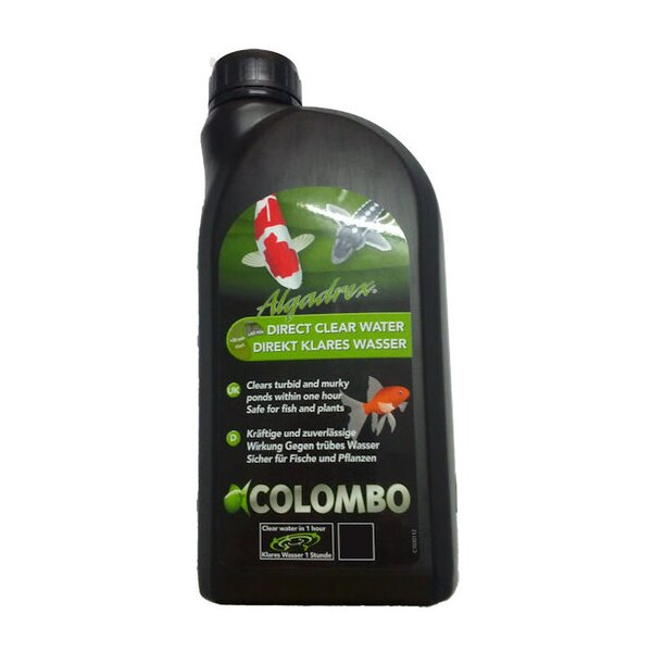 Colombo ALGADREX 500 ml (gegen Schwebealgen) für 5.000 L 2-D5020519