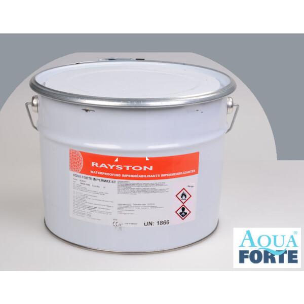 Aquaforte Impermax ST - flüssige Teichfolie - grau 10kg 41-MD504