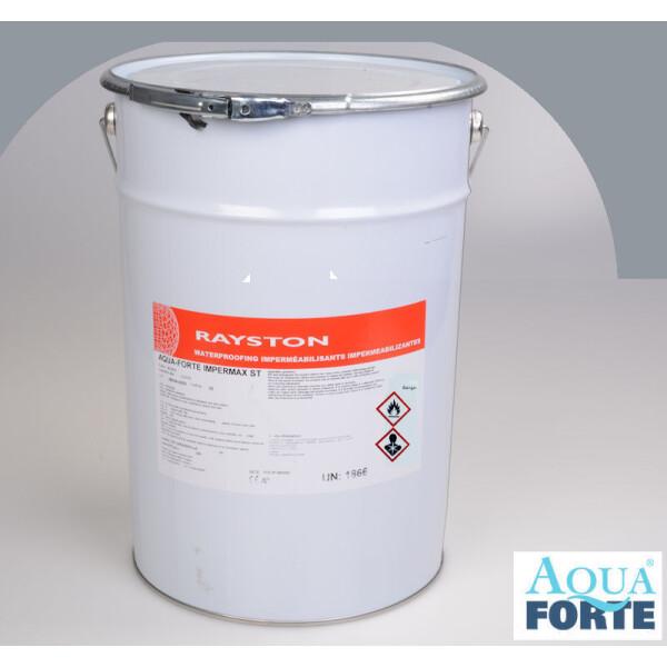 Aquaforte Impermax ST - flüssige Teichfolie - grau 25kg 41-MD574