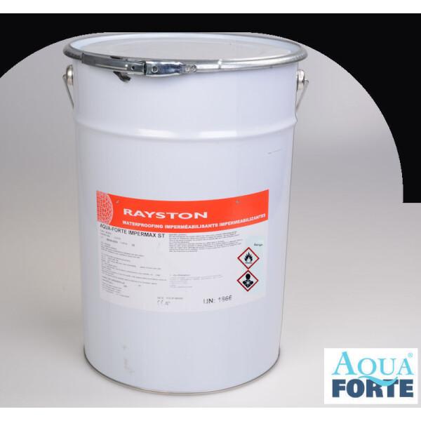 Aquaforte Impermax ST - flüssige Teichfolie - schwarz 25kg 41-MD580
