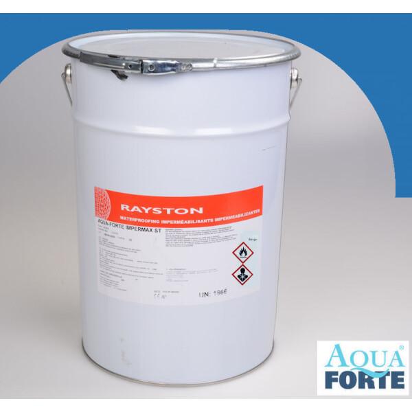 Aquaforte Impermax ST - flüssige Teichfolie - blau (RAL 5015) 25kg 41-MD586