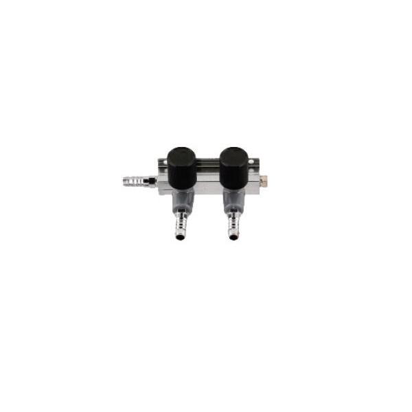Aquaforte Luftverteiler 9mm (2 Ausgänge) 41-SC361