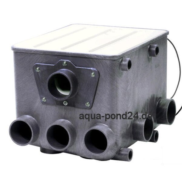 Aquaforte Trommelfilter AFT-1 inkl. Steuerung 41-SK830
